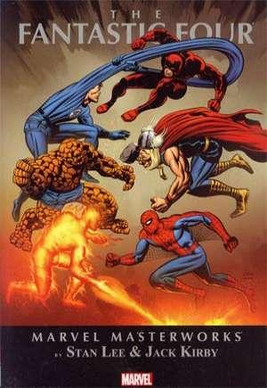 Marvel Masterworks: The Fantastic Four (2003-Present)#TP Vol 8A