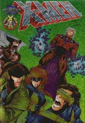 Marvel Collectible Classics: X-Men (1998)#6C