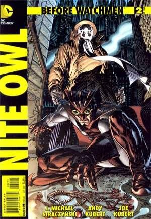 Before Watchmen: Nite Owl#2A