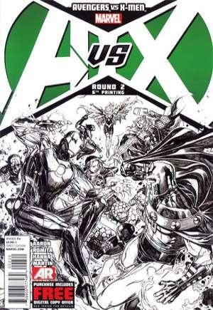 Avengers vs. X-Men (2012)#2L