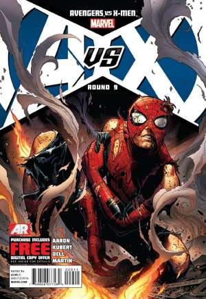Avengers vs. X-Men (2012)#9A