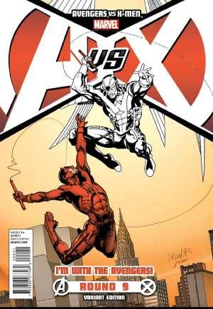 Avengers vs. X-Men (2012)#9B