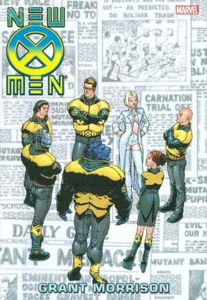 New X-Men Omnibus (2006)#HCB