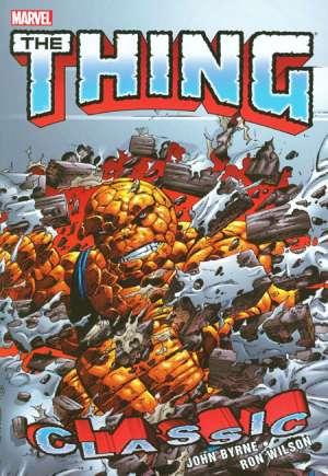 Thing Classic (2011-2012)#TP Vol 2