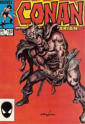 Conan the Barbarian (1970-1993)#163B