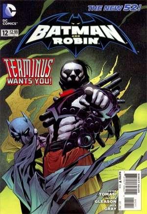 Batman and Robin (2011-2015)#12