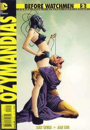 Before Watchmen: Ozymandias#2C