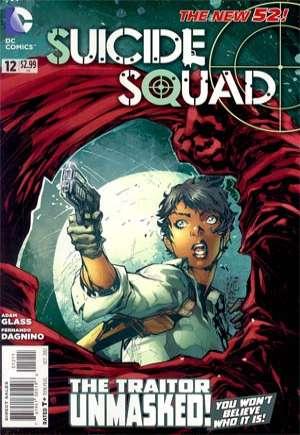 Suicide Squad (2011-2014)#12