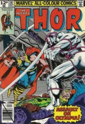 Thor (1966-1996)#287C