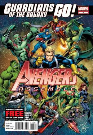 Avengers Assemble (2012-2014)#6