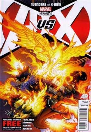 Avengers vs. X-Men (2012)#5G