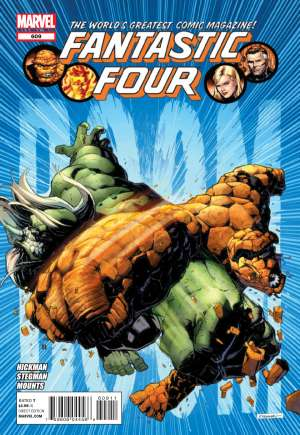 Fantastic Four (2012)#609