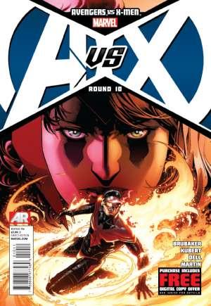 Avengers vs. X-Men (2012)#10A