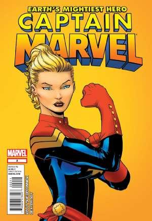 Captain Marvel (2012-2014)#2A