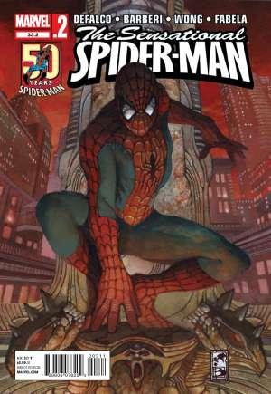 Sensational Spider-Man (2012-Present)#33.2