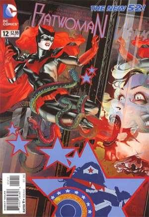 Batwoman (2011-2015)#12A