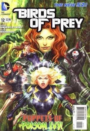 Birds of Prey (2011-2014)#12