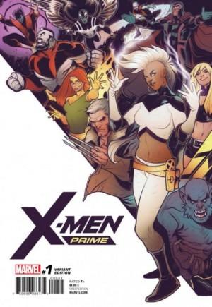 X-Men Prime (2017)#1D