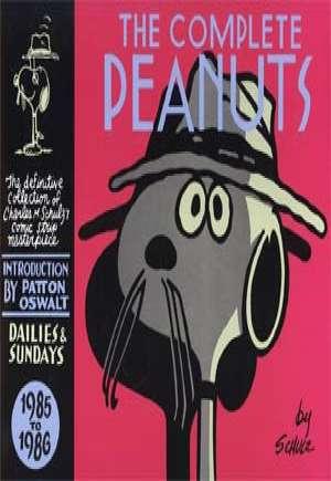 Complete Peanuts (2004-Present)#HC Vol 18