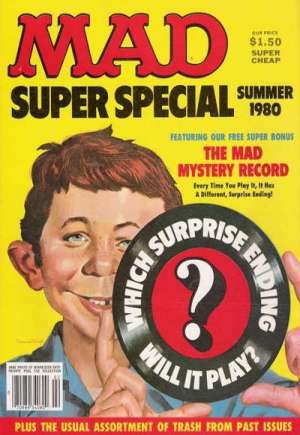 Mad Special (1970-1999)#31