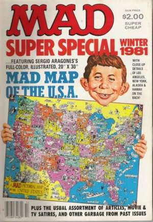 Mad Special (1970-1999)#37
