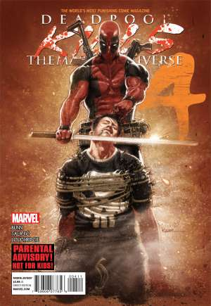 Deadpool Kills the Marvel Universe (2012)#4A