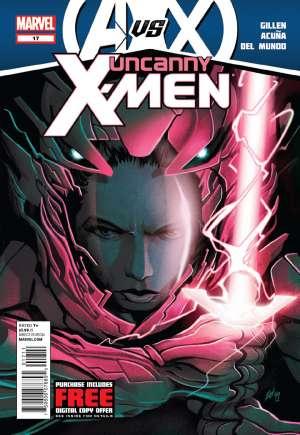 Uncanny X-Men (2011-2012)#17