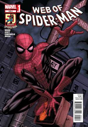 Web of Spider-Man (2012) #129.1