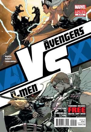 AvX: VS (2012)#5A