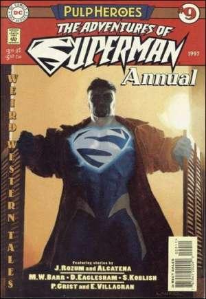 Adventures of Superman (1987-2006)#Annual 9