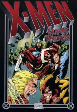 X-Men: Mutant Massacre (1996)#TPA