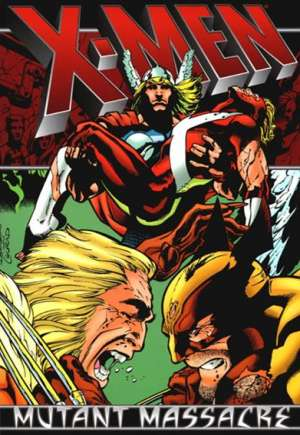 X-Men: Mutant Massacre (1996)#TPB