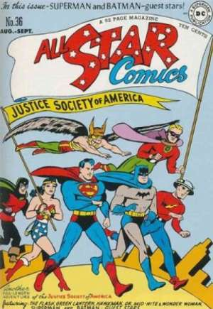 All-Star Comics (1940-1978)#36