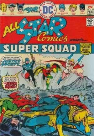 All-Star Comics (1940-1978)#58