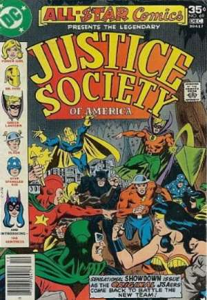 All-Star Comics (1940-1978)#69