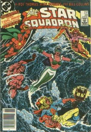 All-Star Squadron (1981-1987)#34A