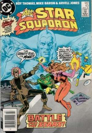 All-Star Squadron (1981-1987)#43