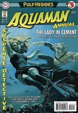 Aquaman (1994-2001)#Annual 3