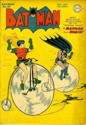Batman (1940-2011)#29