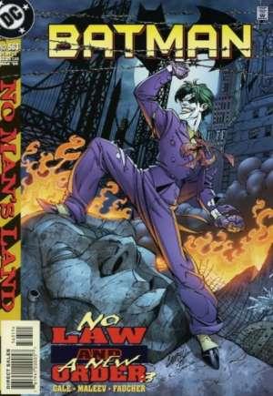 Batman (1940-2011)#563