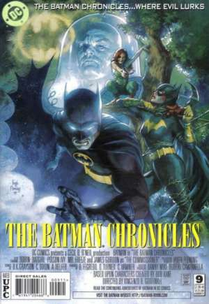 Batman Chronicles (1995-2000) #9