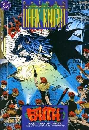 Batman: Legends of the Dark Knight (1989-2007)#22