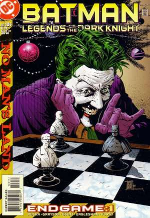 Batman: Legends of the Dark Knight (1989-2007)#126