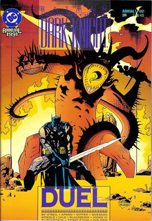 Batman: Legends of the Dark Knight (1989-2007)#Annual 1