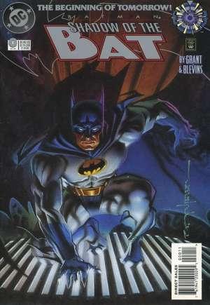 Batman: Shadow of the Bat (1992-2000)#0B
