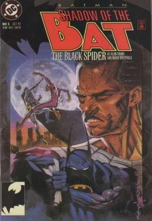 Batman: Shadow of the Bat (1992-2000)#5
