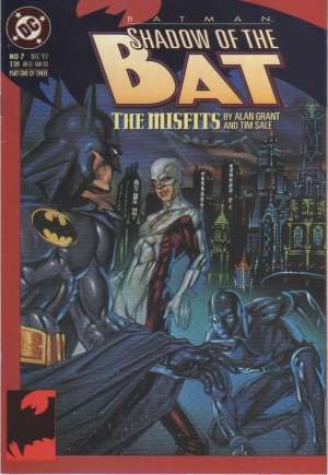 Batman: Shadow of the Bat (1992-2000)#7