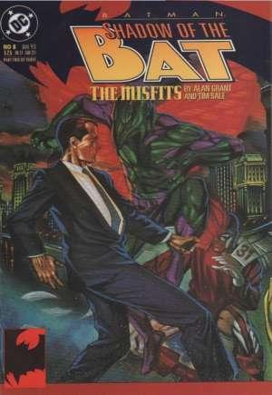 Batman: Shadow of the Bat (1992-2000)#8