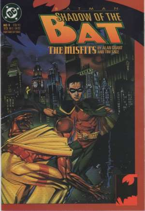 Batman: Shadow of the Bat (1992-2000)#9