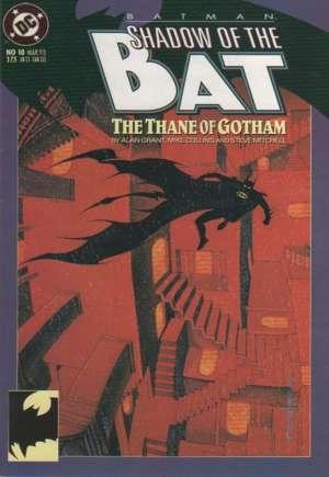 Batman: Shadow of the Bat (1992-2000)#10
